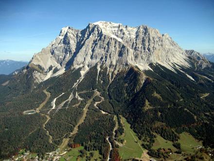 Zugspitze Toeristische Informatie